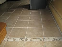 decor tile to carpet transition strip for outstanding floor