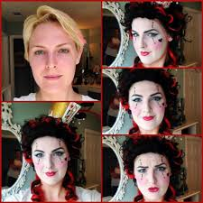 queen of hearts makeup see cate create