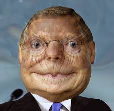 Mitch Mcconnell Meme - mitch mcconnell turtle face melt funny