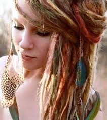 hairstyles for hippies of the 1960s stunning easy hippie hairstyles ideas styles ideas 2018 sperr us