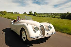 Classic Sports Cars - 1940s classic and sports car show