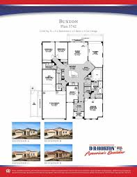 41 bridge by d r horton floor plan floor plans likewise house