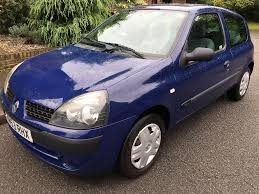 renault clio expression 16v 1149cc petrol 5 speed manual 3 door
