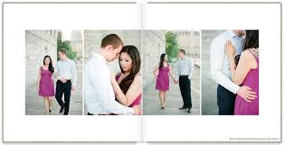 engagement photo album engagement album design li221014 07 plumeria album design