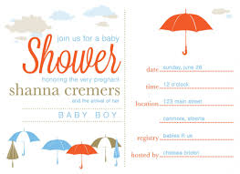 top 13 sample baby shower invitations to inspire you thewhipper com