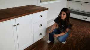 how to make kitchen cabinets with tiny house kitchen tour ana