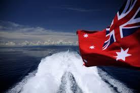 Dive Flag Australia Tasmania Branch Maritime Union Of Australia