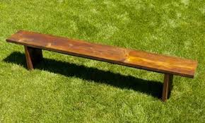 bench rentals wood bench for rental weddings style and decor wedding forums