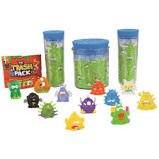 toys trash pack series 7 junk germs 12 pack 7 98 9 99