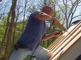 How To Build A Wooden Playset How To Install A Tin Roof How Tos Diy