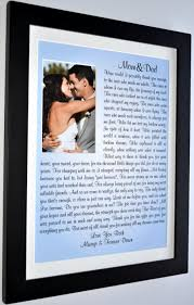wedding gift parents wedding gifts for parents thank you parents of the gift