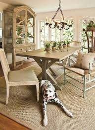 best rug under dining table dining room traditional with potted