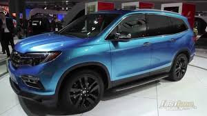lexus rx or honda pilot 2016 honda pilot 2015 nyias fast lane daily youtube