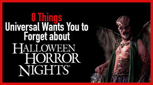 halloween horror nights the director 8 things universal orlando wants you to forget about halloween