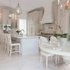 New Orleans Chandeliers Gray French Kitchen Design French Kitchen