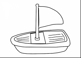 awesome toy boat coloring page with boat coloring pages