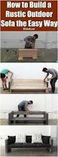 best 25 handmade outdoor furniture ideas on pinterest handmade