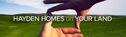 on your land u2013 hayden homes