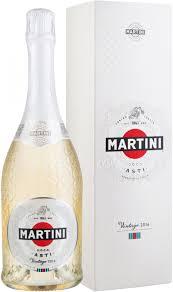 martini vintage sparkling wine martini asti vintage docg 2016 gift box 0 75 l