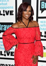 porsche atlanta housewives rhoa kandi burruss accused of having a with another