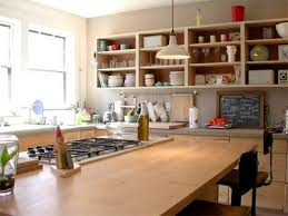 Open Kitchen Cabinets No Doors How To Open Your Kitchen Shelving And Not It Up Shelving