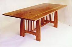Arts And Crafts Dining Room Furniture Arts Crafts Mission Style Handmade Custom Designs Dining