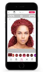 hair color simulator haircolor change app for virtual makeover redken