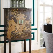 Tv Furniture Design Catalogue Chinoiserie Tv Cabinet Peking Handpainted Oka