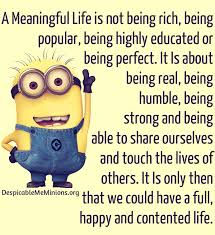 minion quotes a meaningful memions com