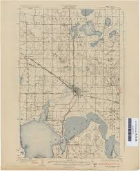 Map North Dakota North Dakota Historical Topographic Maps Perry Castañeda Map