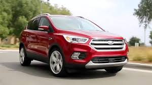 Ford Escape Body Styles - 2017 ford escape review and road test youtube