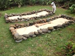 Rock Garden Beds Raised Garden Beds Rock The Garden Inspirations