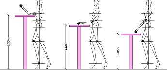 24 average kitchen table height bora bora modern kitchen table by