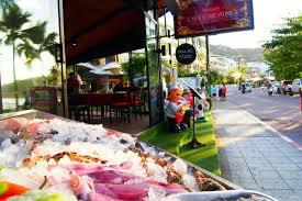 cuisine sale restaurant for sale at patong front ขายเซ งร านอาหารหน าหาดป า