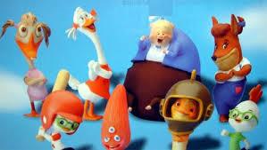 amazon disney chicken figurine toys u0026 games