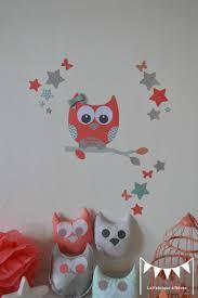hibou chambre bébé charmant stickers hibou chambre bébé et stickers hibou chouette