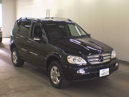 2004 mercedes m class ml350 2004 mercedes m class ml350 special edition japanese used