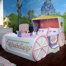 toddler theme beds princess coach bed designs perfect for girl toddler bedroom white
