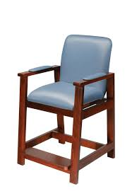 Lawn Chair High Rehab Amazon Com Drive Medical 1710 Wood Hip High Chair Cherry Health