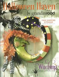 Halloween Decorations Grandin Road Halloween Is In The House U2013 The Whimsical Lady