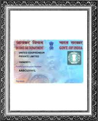 pan card legal documents united edupreneur transforming india