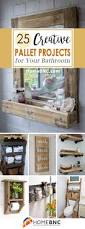 25 best bathroom pallet projects ideas and designs for 2017