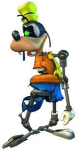 animatronic goofy epic mickey wiki fandom powered wikia