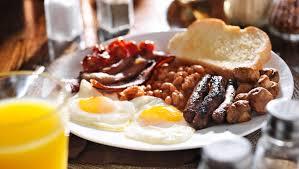 award winning breakfasts herriots hotel