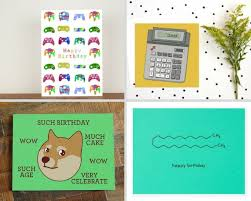 relevant to your interests the nerdiest birthday cards i could
