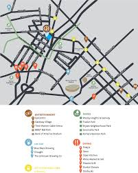 Gold Line Map Townhomes Wesley Heights Townhomes Charlotte Nc