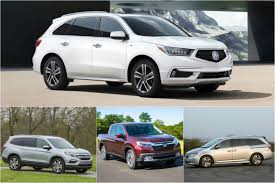 acura mdx vs lexus acura moving all mdx production to ohio to make room for honda pilot