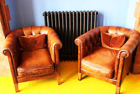 Leather Sofa Discoloration Restoration Ideas For Worn Out Leather Furniture