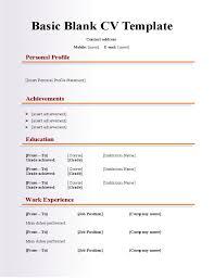 basic resume template wordpad simple resume template free vasgroup co