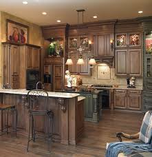 50 best kitchen ideas images on pinterest cherry wood cabinets